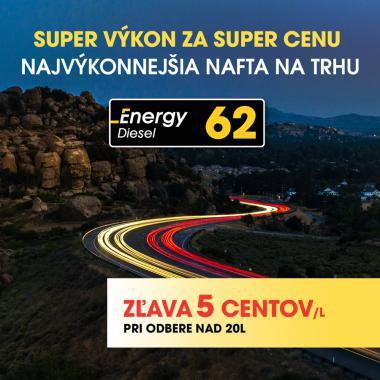 Energy Diesel 62