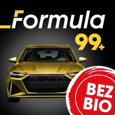 FORMULA 99+ / BEZ BIO